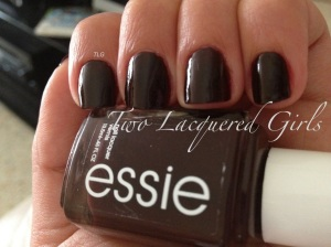 "Essie – ""Wicked"" (swatch and full review)"