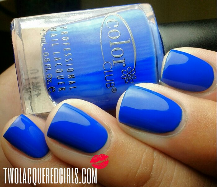 Two new nail polish shades from Color Club\'s Summer 2013 ...