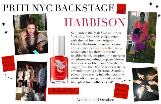 Priti NYC_Harbison_Bushwick Red
